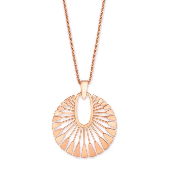 Kendra Scott Deanne Adjustable Slider Necklace